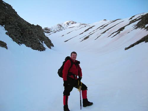North Gully Couloir