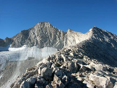 North Ridge of Conness -...