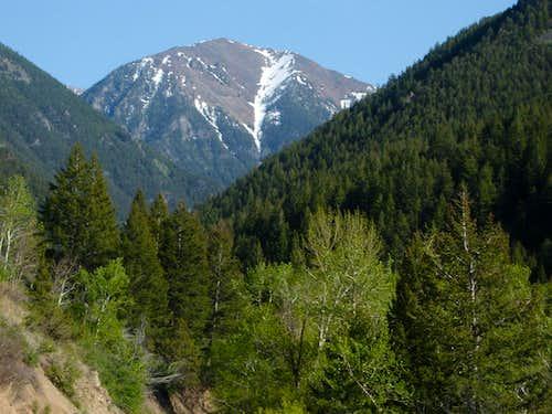 Peak 9,815 - Montana