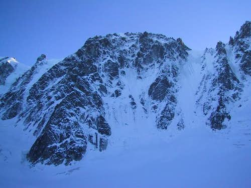 The Droites: The North Face...
