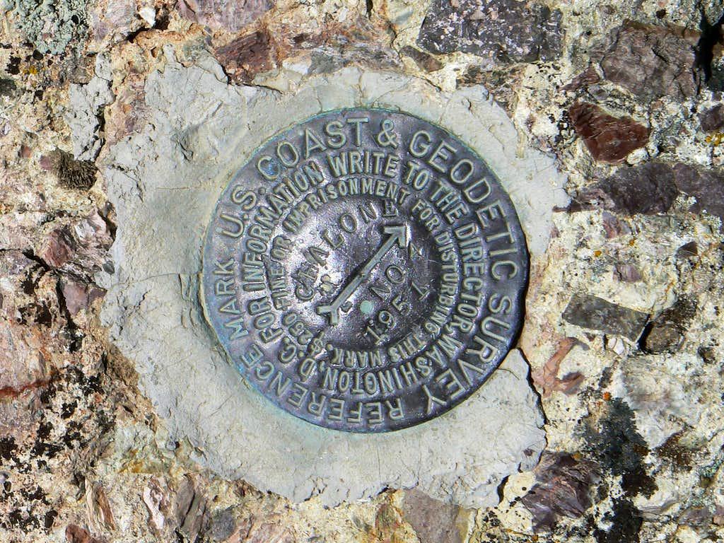 N Chalone Peak Witness Benchmark