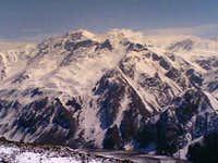 damavand NE ridge