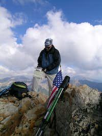 Mt. Belford Summit