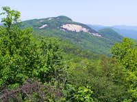 TableRock (SC) Mountain