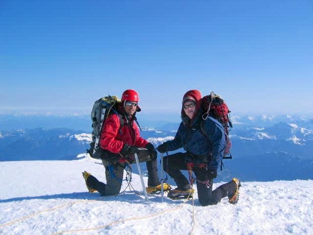 Mt. Baker Summit