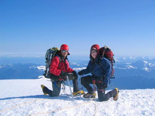 Mt. Baker Summit