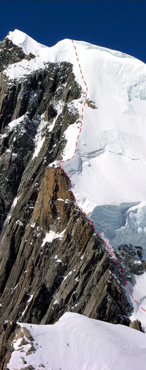 Mont Blanc du Tacul...