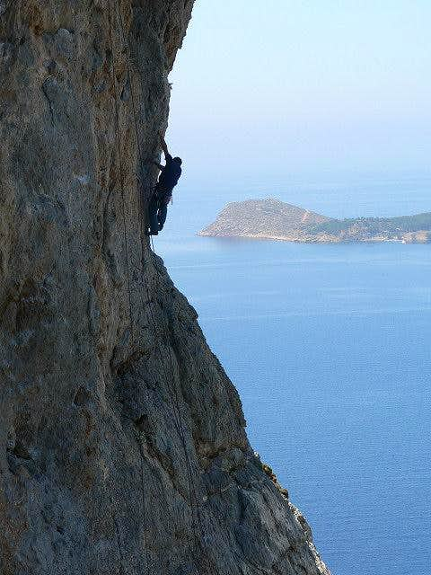 Kalymnos Routes, Coast, Caves, Scenery
