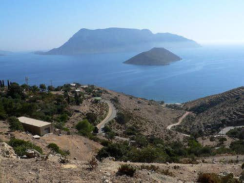 View to Telendos