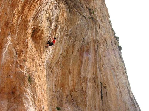 Red Rock of Spartacus