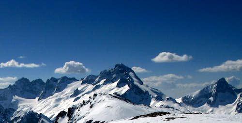 Roche de la Muzelle ( 3465m )