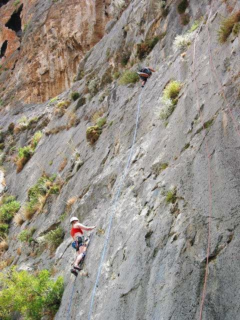 Slab Routes in Sector Arhi