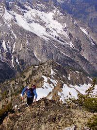 Upper Pinnacle Baron Peak