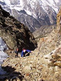 West Face Baron Peak