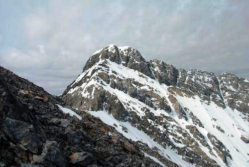 Borah N. Ridge