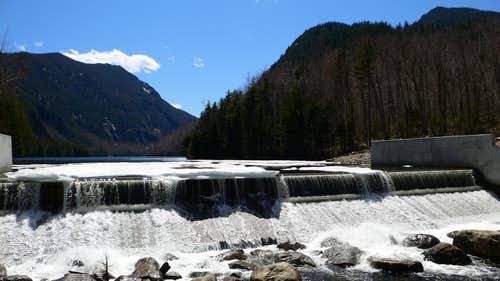 Ausable River (Dam)
