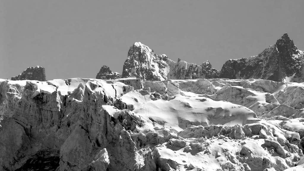 Glacier de l'Agentière