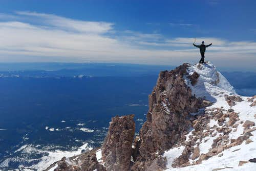 Shasta: 3 Tries, 1 Summit