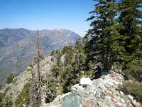Ross Mtn. and Mt. Baden-Powell