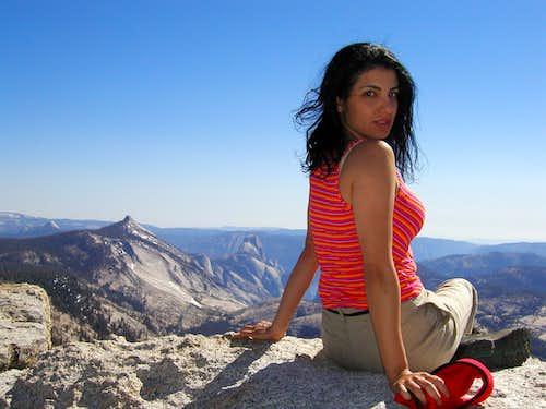 Katy and Tenaya Canyon