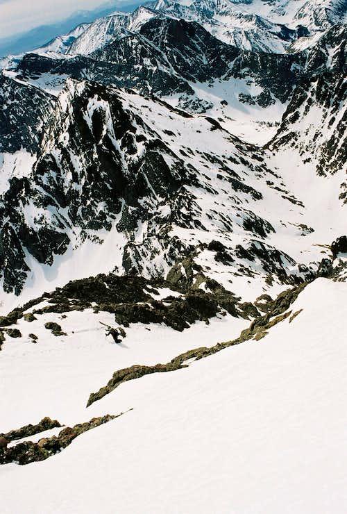 South Face Couloir