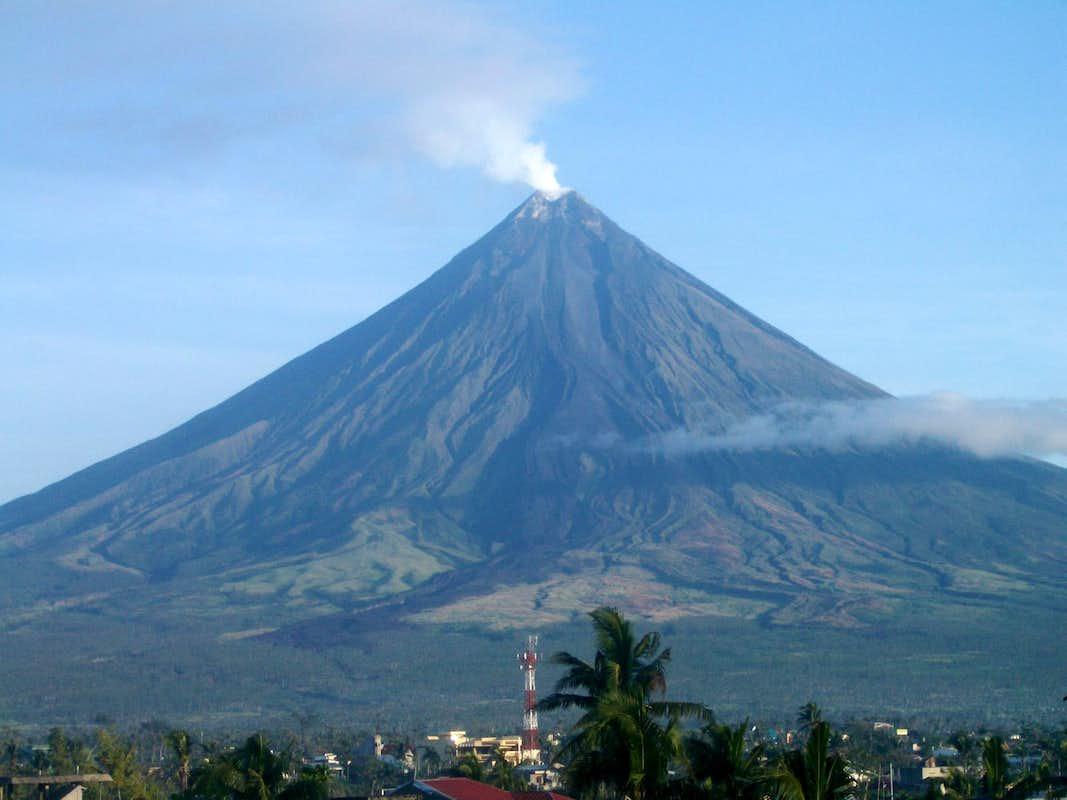 Mayon volcano photos diagrams topos summitpost mayon volcano pooptronica