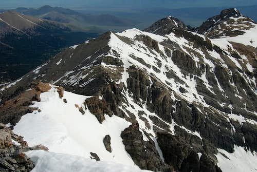 N.E. Ridge Borah