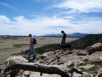 Spruce Mountain - near summit