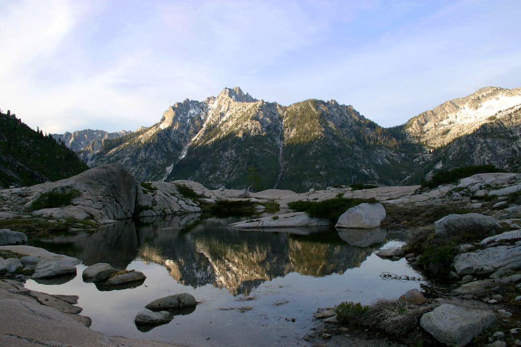 Sawtooth Peak