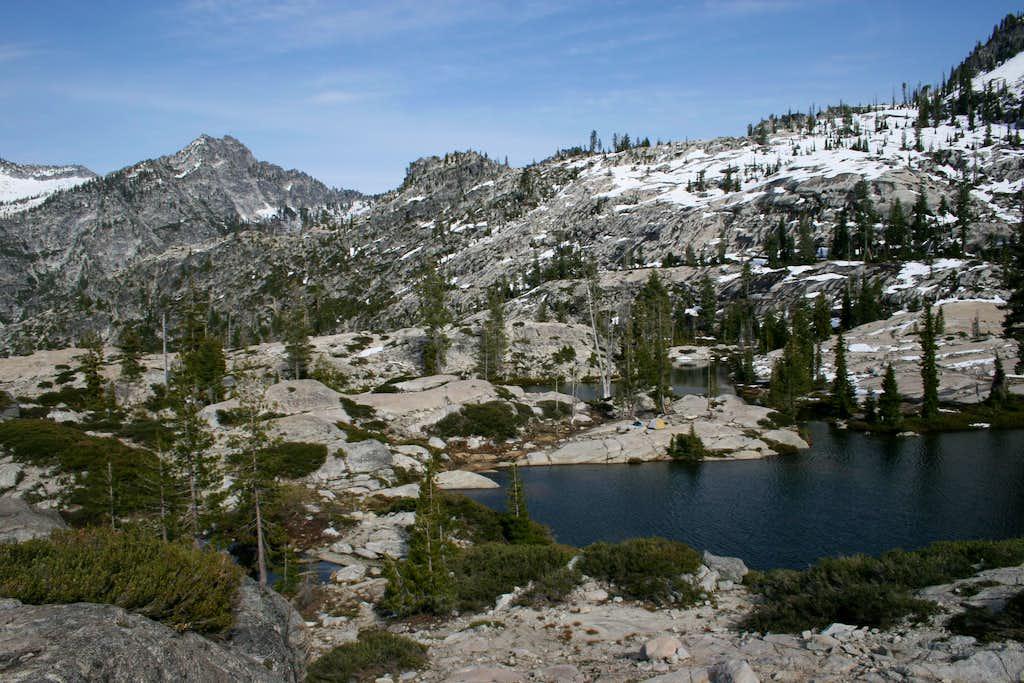 Boulder Creek Lakes