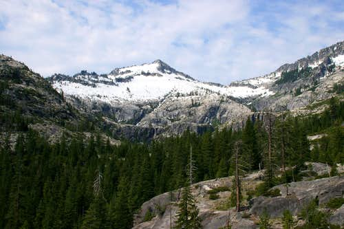 Boulder Creek Lakes Basin