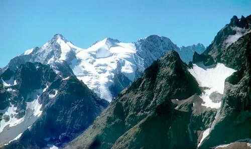 Pic de Neige Cordier, Roche...