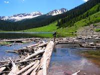 Snowmass Creek Crossing