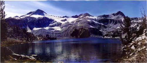 Eagle Cap and Glacier Peak