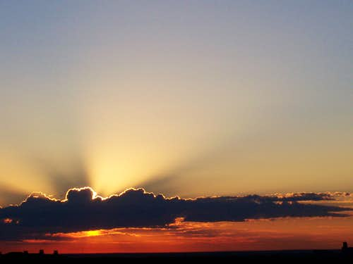 Sunrise Colo.