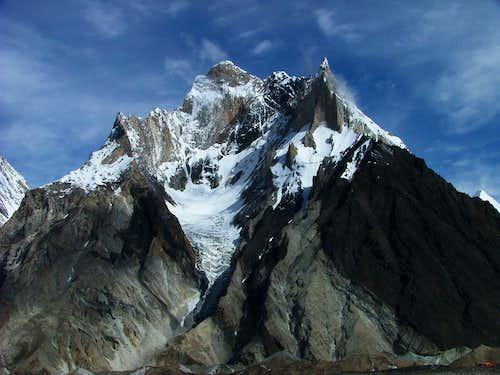 Marble Peak (6256m), Karakoram, Pakistan