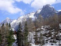 Planjava (2394 m) & Ojstrica (2350 m)