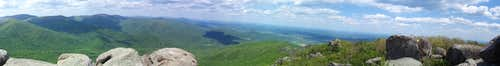 Summit Panorama - Old Rag