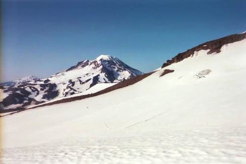 South Sister from Middle...