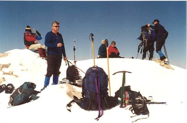 Mt. San Jacinto Summit on a...