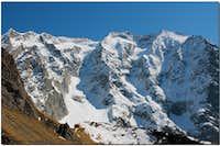 From Passo di Gallinera (2319m)..