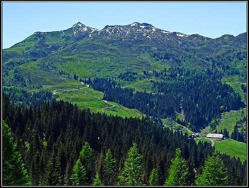 Findenigkofel / Monte Lodin