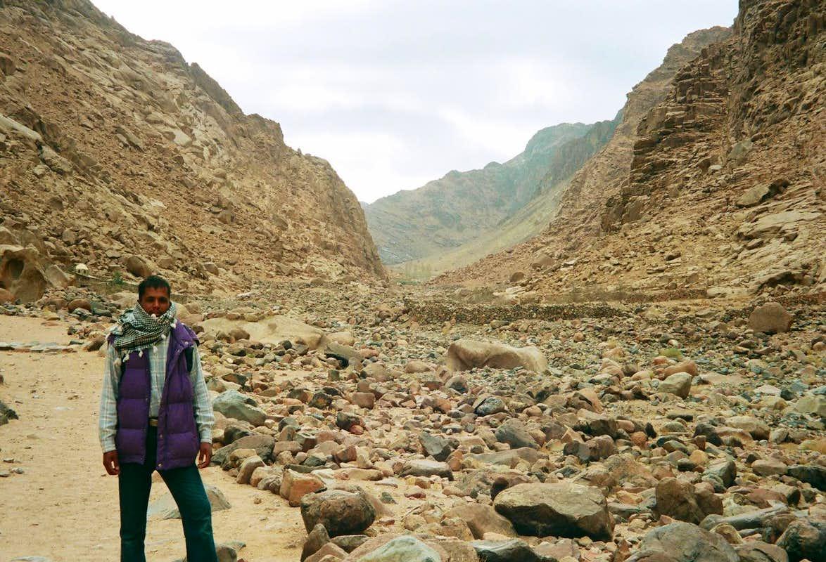 Wadi el arbein photos diagrams topos summitpost - Definition d un plateau ...