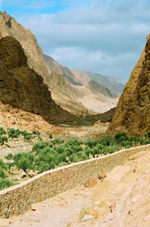 Wadi el Arbein II