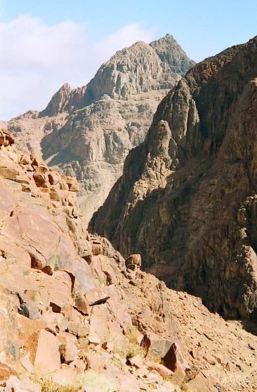 Mt. Moses