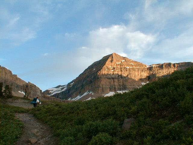 Mt. Timpanogos affair