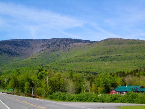 Hunter Mountain. Catskills, NY