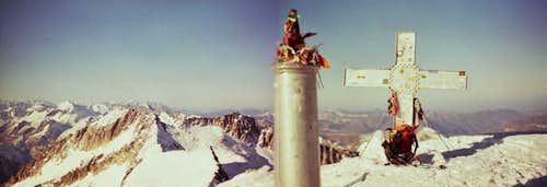 Aneto  summit