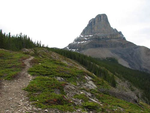 Path along Ridge\'s Top