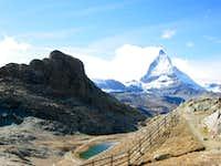 Matterhorn & Rotenboden
